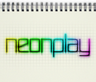 Neon Play推智能化应用程序名称及字体设计工具