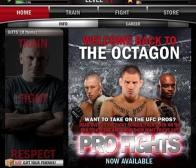 THQ与Embassy Interactive推UFC品牌授权社交游戏