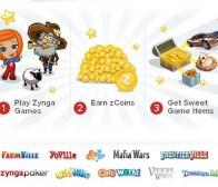 Zynga游戏积分奖励网站RewardVille正式上线