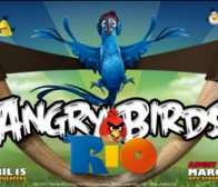 Android版《Angry Birds Rio》登台首选亚马逊应用商店