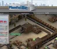 展示企业品牌形象,西门子推社交游戏《PlantVille》