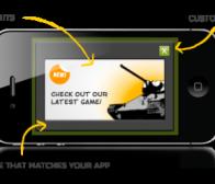 开发商自定义广告功能,Chartboost推新型交叉推广工具