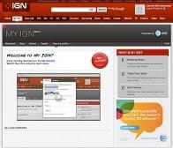 新闻集团旗下IGN娱乐部门推出被称为MyIGN的社交游戏平台