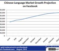 简述中文版Facebook应用市场情况