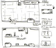 阐述萌生游戏想法的条件和灵感来源