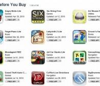 """苹果应用程序商店手机用户推出""""先试用后购买""""服务"""
