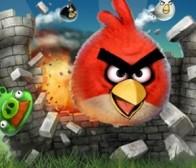 iphone游戏Angry Birds拓展到玩具市场,也有可能推电影版