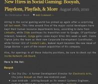 LinkedIn数据:本周社交游戏招聘-booyah,playfish和其他