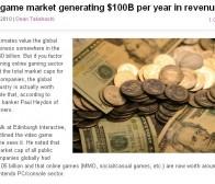 Heydon称游戏市场年产值近1000亿美元,任天堂独占鳌头