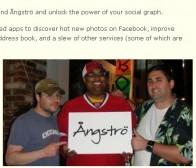 纽约时报:google收购社交网络技术服务公司Angstro
