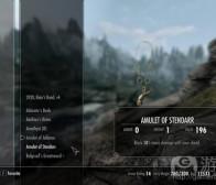 分析《The Elder Scrolls V: Skyrim》UI设计失误