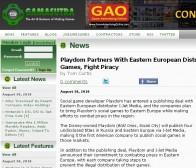 Playdom牵手东欧发行商I-Jet 共同推动游戏与打击盗版