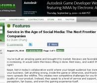 在社交网络环境下,游戏公司后期运营的6项法则(长篇)