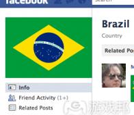 每日观察:关注Facebook巴西用户增长情况(1.18)