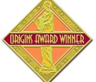 第36届Origins游戏奖提名名单揭晓