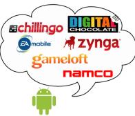 onsoftware英文版:android有潜力发展为最大手机游戏平台
