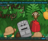 论述如何基于3种开发工具制作《Monkey Jump》(一)