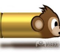 论述如何基于3种开发工具制作《Monkey Jump》(二)