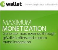 社交网络支付公司gWallet正式进军智能手机APP支付领域