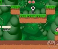 如何制作一款2D平台游戏之梯子和AI