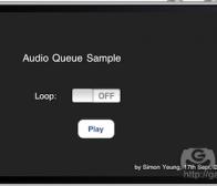 iPhone游戏引擎编写之音频和性能(3)