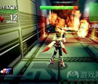 开发者可总结以往经验制作消防题材游戏