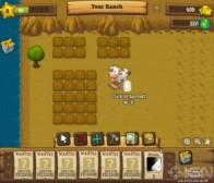 Facebook新的西部狂野主题游戏蓝旗小镇Ranch Town上线