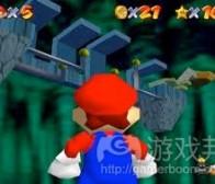分析游戏关卡设计之拟人化的场景和环境(1)