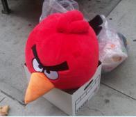 抢先版:芬兰Rovio Mobile旗下Angry Birds玩具造型曝光