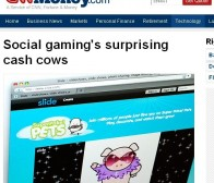 CNN消息:猜猜谁在为社交游戏付费?答案可能是你的妈妈