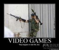 射击游戏玩法与故事情节应更具统一性