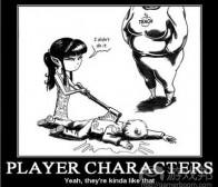 阐述游戏设计中的玩家角色&自我表达