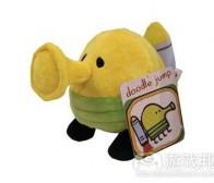 每日观察:关注《涂鸦跳跃》毛绒玩具等周边产品(10.11)