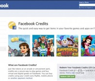 分析Facebook Credits试验失败三大原因