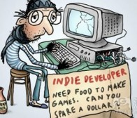 阐述如何治疗独立开发者的孤独综合症