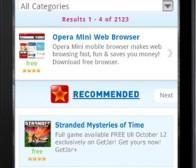 venturebeat消息:手机应用商店GetJar推免费游戏促销计划