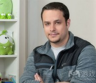Efim Voinov分享ZeptoLab创业经历及未来愿景