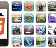 HTML5手机游戏是否能取代原生游戏?