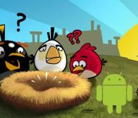 《愤怒鸟》下周登临Android平台 暂无投放黑莓计划