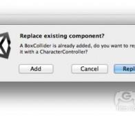 使用Unity 3D开发iOS游戏入门教程(2)