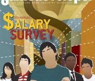 分析游戏产业的性别比例与薪资差异的关系