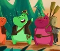 Hyper Hippo总结制作儿童游戏的5个技巧