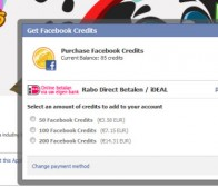 Facebook携手PlaySpan,拓宽Credits全球市场
