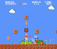 关于《超级马里奥》的主要游戏设计分析