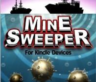 亚马逊公司推出第三款Kindle免费游戏Mine Sweeper