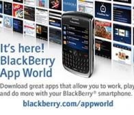 pocketgamer:黑莓应用商店App World新增付费服务系统