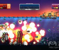 开发者分享《Aqua Kitty》的美术制作过程
