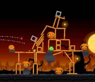 mobiledia消息:《愤怒鸟》万圣节版本正式登场