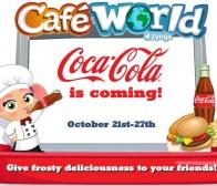 可口可乐继麦当劳之后成为zynga内置广告合作商