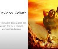 为什么小型开发者能在新手机游戏领域获取胜利?